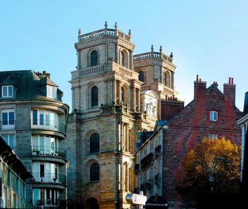Catedral de Rennes