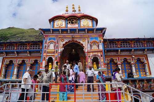 Templo de Badrinath