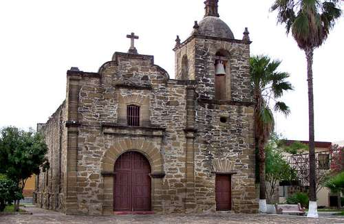 Ciudad Mier en México