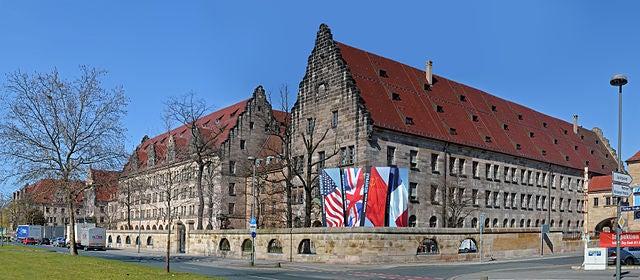Palacio de Justicia de Núremberg
