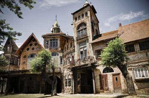 Campanópolis, una ciudad medieval europea en Argentina
