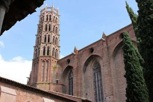 Convento de los Jacobinos en Toulose