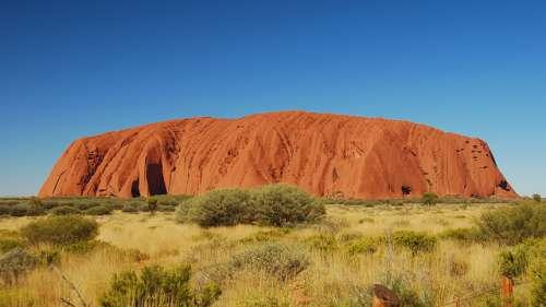 Uluru-Kata Tjuta en Australia