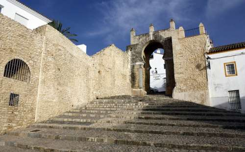 Arco de la Pastora Medina Sidonia