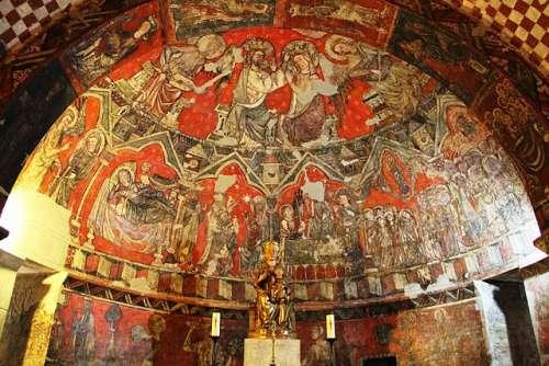 Iglesia deSan Esteban en Soso del Rey Católico