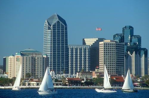 Nos vamos a San Diego, en Estados Unidos