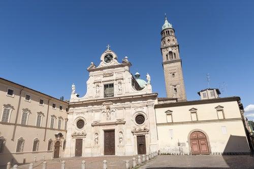 San Giovanni Evangelista en Parma