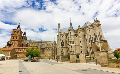 Astorga en León, historia, arte y religión