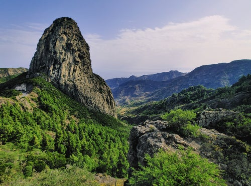 La Gomera, una isla mágica