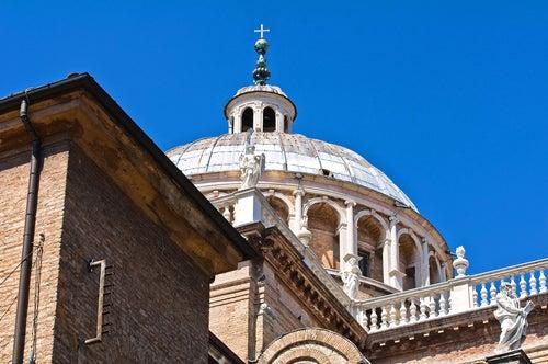 Santa Maria della Steccata en Parma