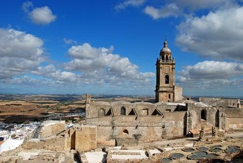 Iglesia de Santa María en Medina Sidonia