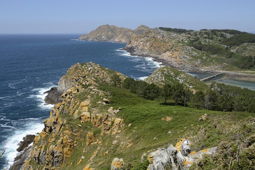 Las Rías Baixas en Galicia, pura naturaleza e historia