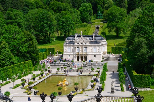 Palacio de Linderhof en Baviera