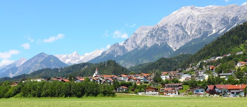 Wattens en Austria