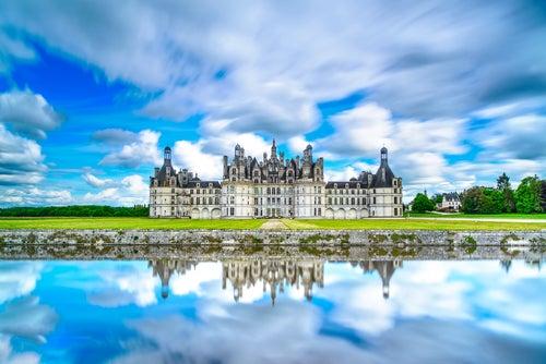 Vamos a conocer el fantástico castillo de Chambord