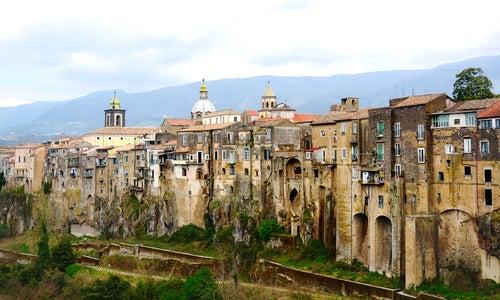Sant'Agata de 'Goti en Italia, un pueblo sorprendente