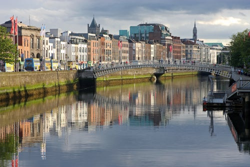 Paseamos por Dublín, una ciudad amable, bella y acogedora