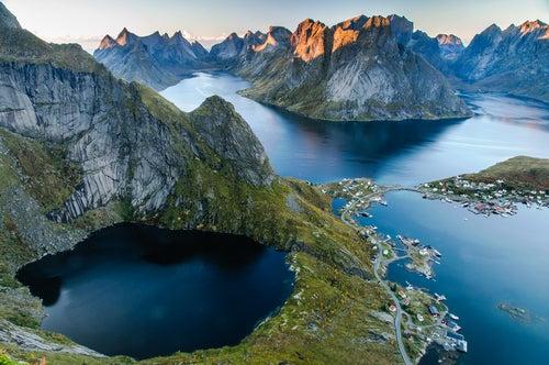 Islas Lofoten en Noruega