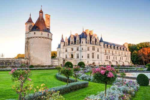 El castillo de Chenonceau, el castillo de las Damas