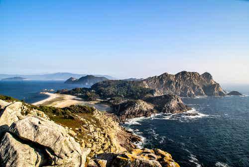 Visitamos el Parque Nacional de las Islas Atlánticas de Galicia