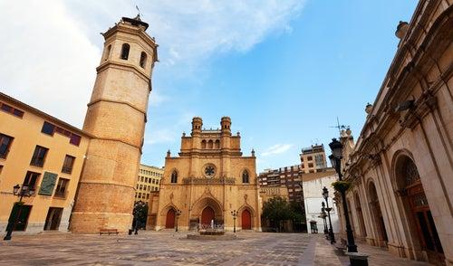 Damos un paseo por Castellón