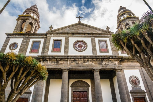 Catedral de La Laguna en Tenerife