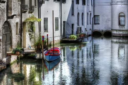Canal en Treviso