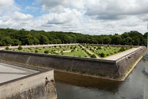 Jardines de Chenonceau