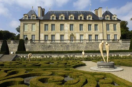 Castillo de Auvert-sur-Oise