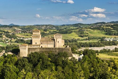 Parma en Italia, una ciudad monumental