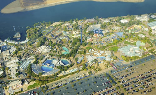 Seaworld en San Diego