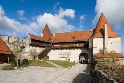 Castillo de Burghausen