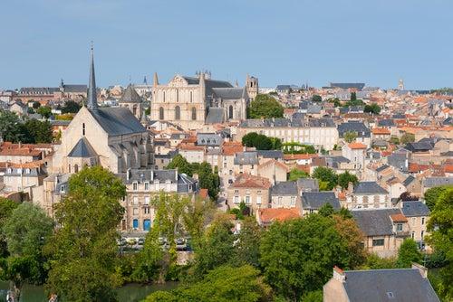 Poitiers, donde se conjugan historia y diversión