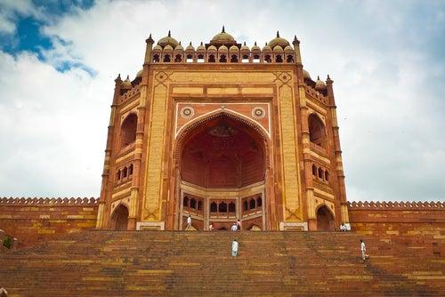 Fahtepur Sikri en India