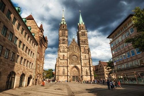 Iglesia de San Lorenzo de Nuremberg