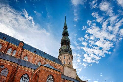 Iglesia de San Pedro de Riga