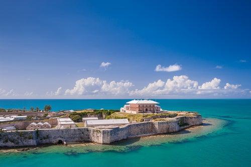 King's Warf en Bermudas