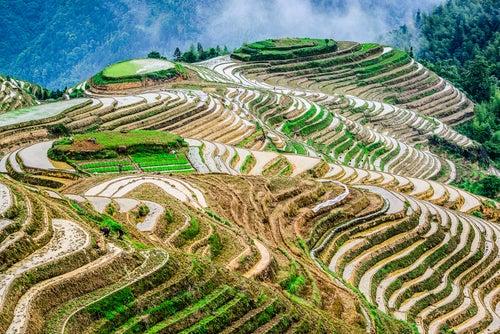 Montaña Yao en Guilin