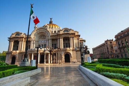 Palacio de las Artes-en Ciudad de México