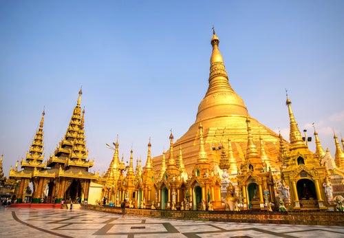 Los templos más bellos de Birmania