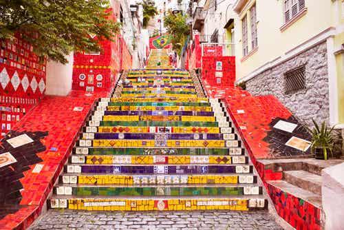 Las escaleras más hermosas del mundo