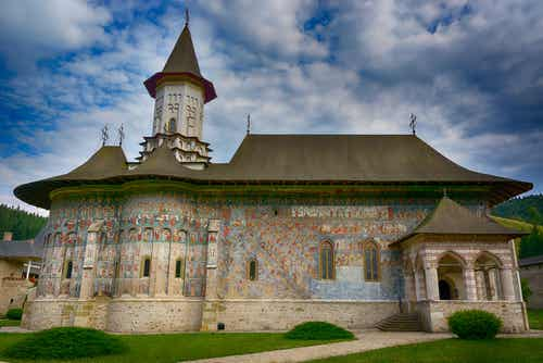 Iglesias pintadas de Bucovina en Rumanía ¡Espectaculares!