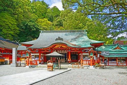 Templo del Camino Kumano