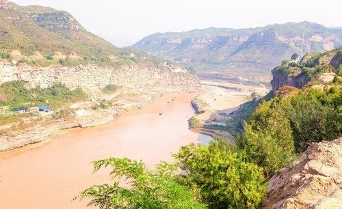 Gran Cañón de Jinxia en China