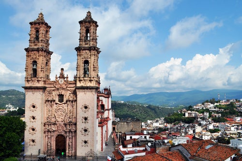 Taxco en México