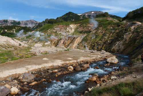 La fantástica reserva de Kronotski en Rusia