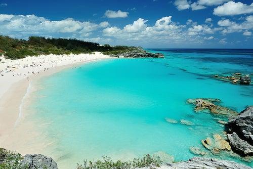Las Bermudas, paraíso de naturaleza tropical
