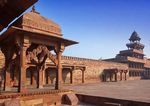 Fatehpur Sikri,una joya abandonada en la India
