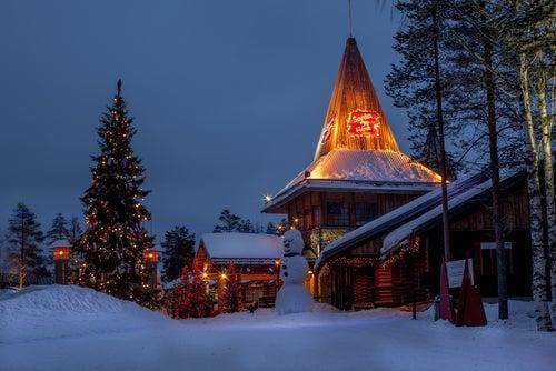 Villa de Papá Noel