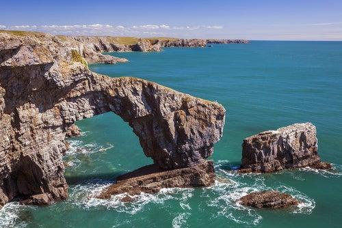 Pembrokeshire en Gales